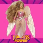 Angella action figure from the She-Ra Princess of Power toy line