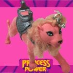 Clawdeen is a pink lion and only appears once during the She-Ra series cartoon. Discover Catra's companion and her accessories