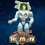 Disks of Doom version of Skeletor from the 1990 New Adventures of He-Man toy line.
