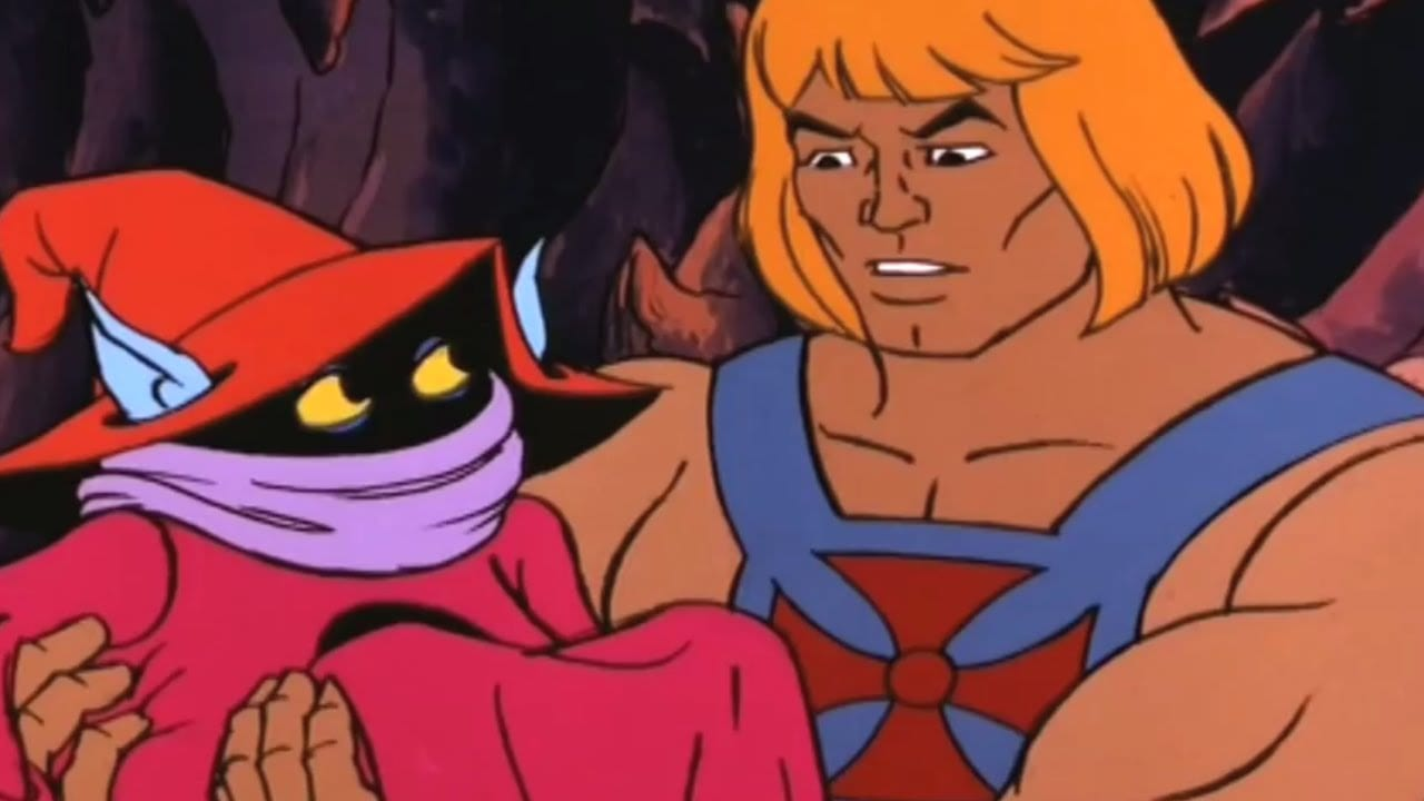Masks of Power Episode 11 He Man and the Masters of the Universe Cartoon
