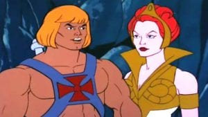 Like Father Like Daughter Episode 13 He Man and the Masters of the Universe Cartoon