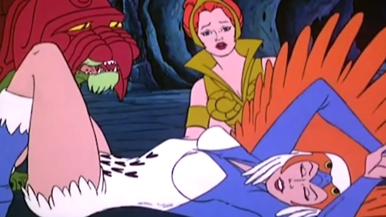 Daimar the Demon Episode 17 He-Man and the Masters of the Universe Cartoon
