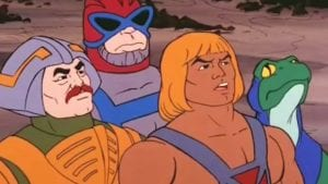 She-Demon of Phantos 5 He Man and the Masters of the Universe Cartoon