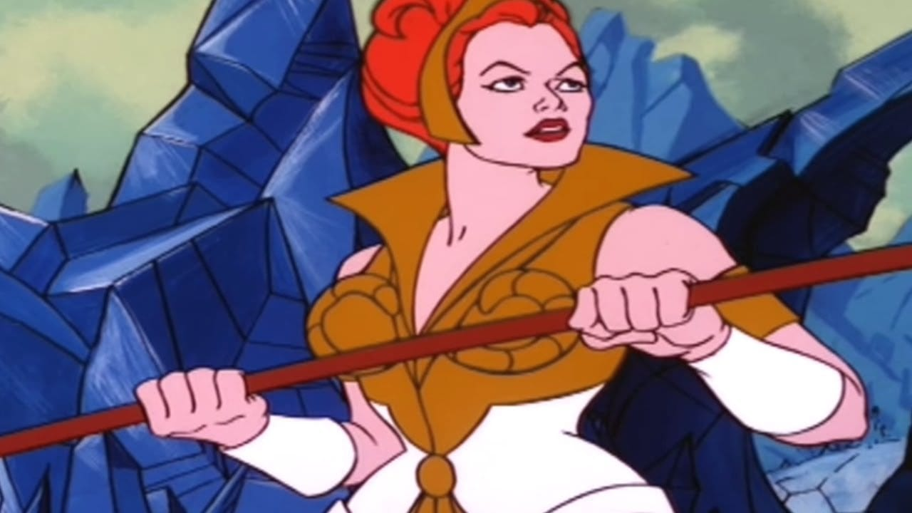 Teela's Quest  Episode 6 He Man and the Masters of the Universe Cartoon