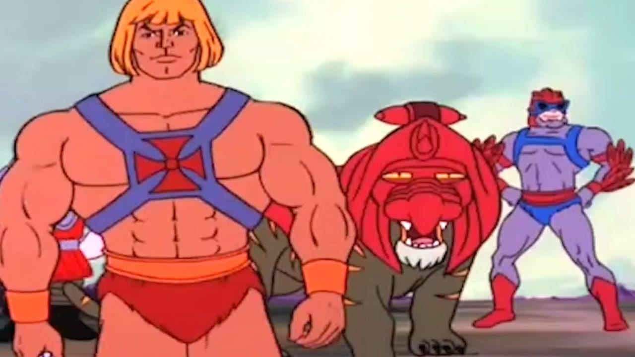 The Curse of the Spellstone Episode 7 He Man and the Masters of the Universe Cartoon