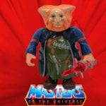 Gwildor from the vintage Masters of the Universe original series toy line