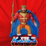 King Randor action figure from the He-Man and the Masters of the Universe toy line