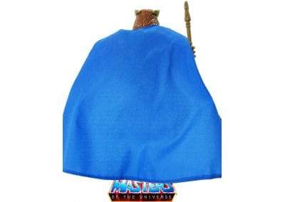 King Randor Vintage Masters of the Universe Figure Back View