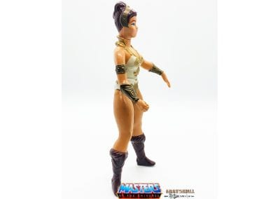 Teela Masters of the Universe Figure Right Side View