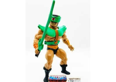 Tri-Klops Masters of the Universe Vintage Figure Geared Up