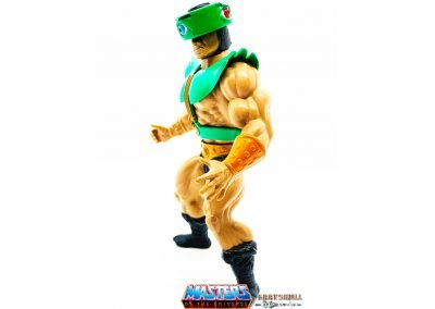 Tri-Klops Masters of the Universe Vintage Figure Left Side View