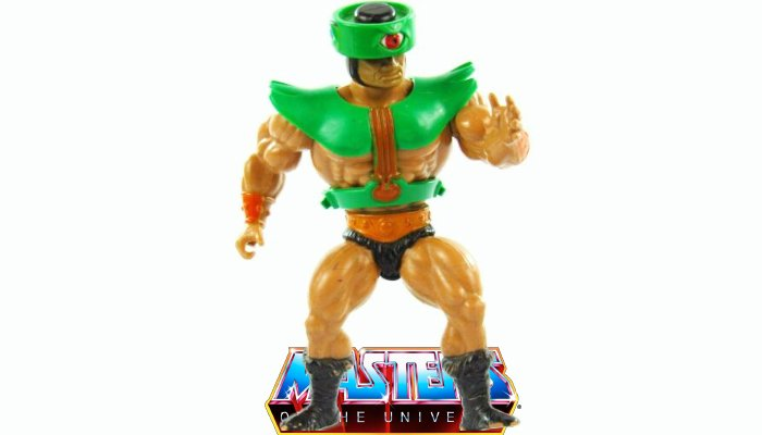 Tri-Klops from the Masters of the Universe Vintage toy line