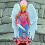 Angella action figure from the Masters of the Universe Classics toy line. Find other figures, weapons, vehicles, and accessories using the Weapons Rack.