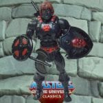 Anti-Eternia He-Man action figure from the Masters of the Universe Classics toy line.