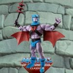 Batros action figure from the Masters of the Universe Classics toy line. Find other figures, weapons, vehicles, and accessories using the Weapons Rack.