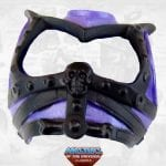Battle Armor Skeletor's chest armor from the Masters of the Universe Classics toy line. Find other figures, weapons, vehicles, and accessories using the Weapons Rack.