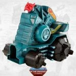 Battle Ram missile launcher vehicle part from the Masters of the Universe Classics toy line.