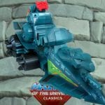 Battle Ram vehicle from the Masters of the Universe Classics toy line.