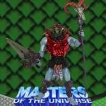 Battle Sound Skeletor action figure from the Masters of the Universe 200x Modern Series.
