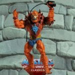 2008 Beast Man Masters of the Universe Classics figure. Find other MOTU figure, vehicles, and accessories using the Weapons Rack Database finder.