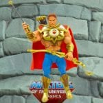 Bow action figure from the Masters of the Universe Classics toy line. Find other figures, weapons, vehicles, and accessories using the Weapons Rack.