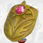 Bubble Power She-Ra's shield from the Masters of the Universe Classics toy line. Find other figures, weapons, vehicles, and accessories using the Weapons Rack.
