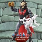 Buzz Saw Hordak action figure from the Masters of the Universe Classics toy line. Find other figures, weapons, vehicles, and accessories using the Weapons Rack.