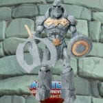 Callix action figure from the Masters of the Universe Classics toy line. Find other figures, weapons, vehicles, and accessories using the Weapons Rack.