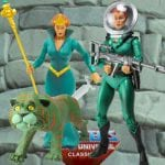 Queen Marlena Captain Glenn action figure from the Masters of the Universe Classics line. Find other figures, weapons, vehicles, and accessories using the Weapons Rack.