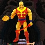 Chopper (Jitsu) action figure from the Filmation Super7 Masters of the Universe toy line. Find other figures, weapons, vehicles, and accessories using the Weapons Rack.