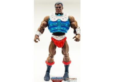 Clamp Champ Masters of the Universe Classics Figure Front View