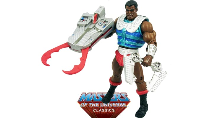 Clamp Champ Masters of the Universe Classics Figure