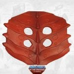 Clawful's back armor from the Masters of the Universe Classics toy line. Find other figures, weapons, vehicles, and accessories using the Weapons Rack.