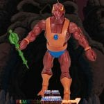 Clawful action figure from the Filmation Super7 Masters of the Universe toy line. Find other figures, weapons, vehicles, and accessories using the Weapons Rack.