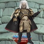Commander Karg action figure from the Masters of the Universe Classics line. Find other figures, weapons, vehicles, and accessories using the Weapons Rack.