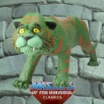 Cringer creature from the Masters of the Universe Classics toy line. Find other figures, weapons, vehicles, and accessories using the Weapons Rack.
