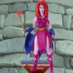 Crita action figure from the Masters of the Universe Classics line. Find other figures, weapons, vehicles, and accessories using the Weapons Rack.