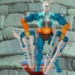 Cy-Chop action figure from the Masters of the Universe Classics line. Find other figures, weapons, vehicles, and accessories using the Weapons Rack.