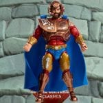 Darius action figure from the Masters of the Universe Classics line.