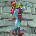 Dragon Blaster Skeletor action figure from the Masters of the Universe Classics line. Find other figures, weapons, vehicles, and accessories using the Weapons Rack.