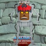 Dylamug action figure from the Masters of the Universe Classics line. Find other figures, weapons, vehicles, and accessories using the Weapons Rack.