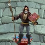 Eldor action figure from the Masters of the Universe Classics line. Find other figures, weapons, vehicles, and accessories using the Weapons Rack.