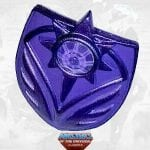 Entrapta Shield from the Masters of the Universe Classics toy line. Find other figures, weapons, vehicles, and accessories using the Weapons Rack.