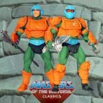 Eternian Palace Guards action figure from the Masters of the Universe Classics line. Find other figures, weapons, vehicles, and accessories using the Weapons Rack.