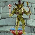Evilseed action figure from the Masters of the Universe Classics line. Find other figures, weapons, vehicles, and accessories using the Weapons Rack.