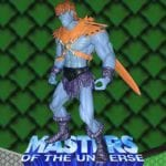 Faker exclusive action figure from the Masters of the Universe Modern Series toy line. Find other figures & accessories using the Weapons Rack.