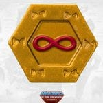 Fang-Man's infinity wheel from the Masters of the Universe Classics line.