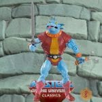 Fang-Man action figure from the Masters of the Universe Classics line. Find other figures, weapons, vehicles, and accessories using the Weapons Rack.