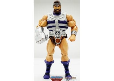 Fisto Masters of the Universe Classics Front View