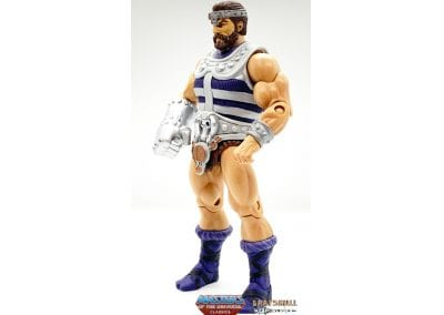 Fisto Masters of the Universe Classics Left Side View
